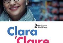Clara y claire cartel
