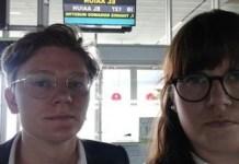 Kjersti Brevik Moeller y Vegard Fosso Smievoll
