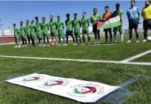 Selección de fútbol del Sahara, 'Los Dromedarios'