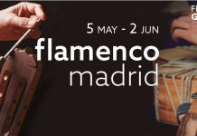 Flamenco Madrid 2019 cartel