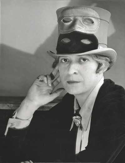 BAbbott Janet Flanner 1927