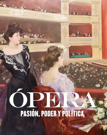 opera expo CaixaForum 2019 cartel