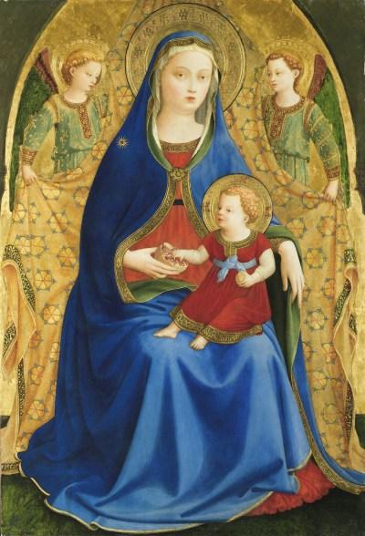 Prado La Virgen de la granada
