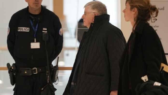 Didier Lombard entra al juzgado por la causa de France Telecom