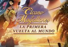 Elcano y Magallanes cartel