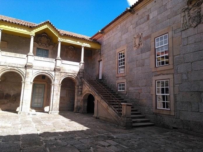 Guarda patio Palacio Episcopal