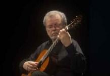 Manuel Barrueco en el Festival de la Guitarra de Córdoba 2019
