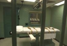 Pena de muerte: mesa de ejecuciones por inyección letal