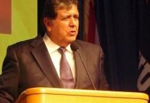 Alán García en FIU 2014