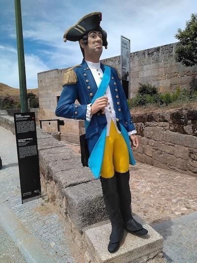 Entrada Museo Histórico-Militar