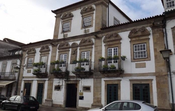 Fachada Museo Alvarinho Monçao