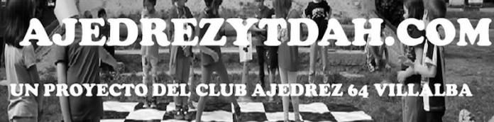 Ajedrez y TDAH banner