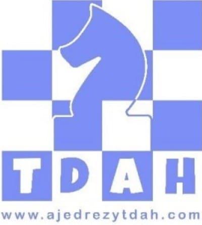 Ajedrez y TDAH logo
