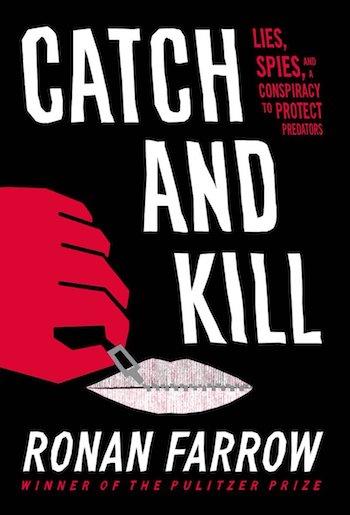 Catch and Kill por Ronan Farrow
