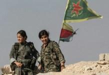 Las Unidades Femeninas de Protección, (Yekîneyên Parastina Jin, YPJ) es una organización militar que fue establecida en 2012 como una brigada femenina para unidades de protección de personas de una coalición kurda que ha tomado el control sobre una buena parte del norte de Siria, región predominantemente kurda llamada Rojava.
