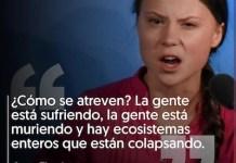 Greta Thunberg ONU SEP2019