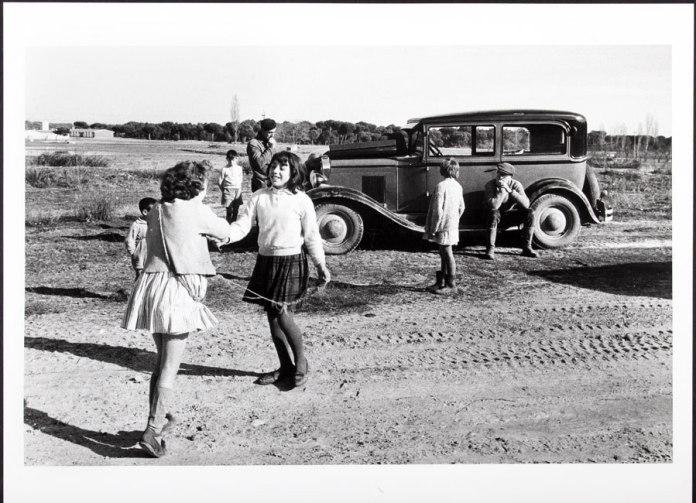 Ontañón niños carretera