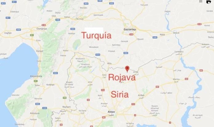 Rojava Siria