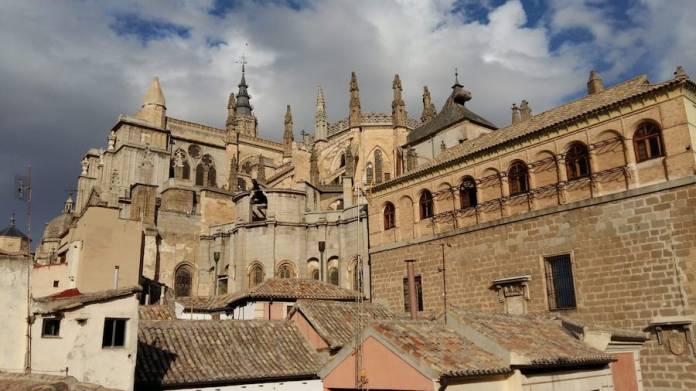 Toledo Judíos El Greco Pergolesi Mudéjar Y Barroco