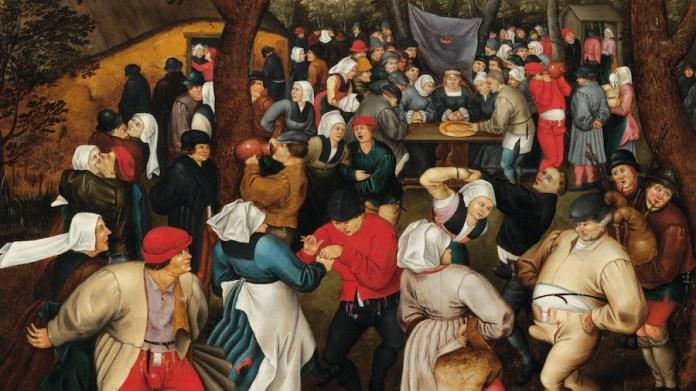 Brueghel Madrid expo Palacio Gaviria