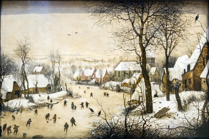 Pieter Bruegel el Joven: Trampa para pájaros