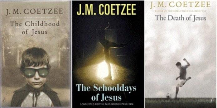 Coetzee trilogía de Jesús