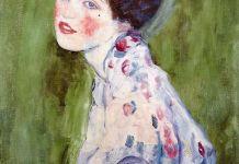 Gustav Klimt Retrato de una dama