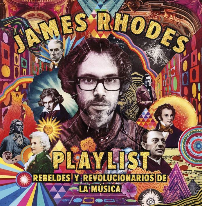 James Rhodes rebeldes de la música
