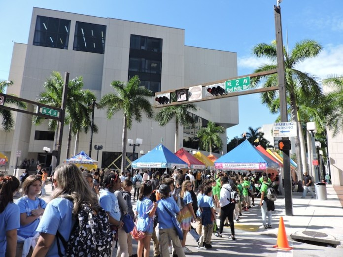 Miami Book Fair, Feria del Libro de Miami, 2019