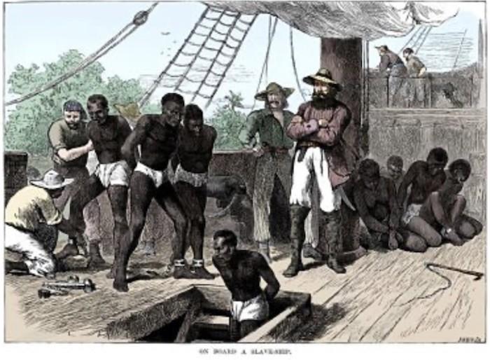 tipos de esclavos africanos en puerto rico