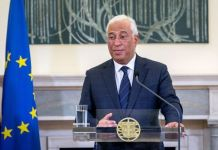 António Costa primer ministro de Portugal