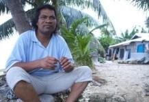 Ioane Teitiota ciudadano de Kiribati