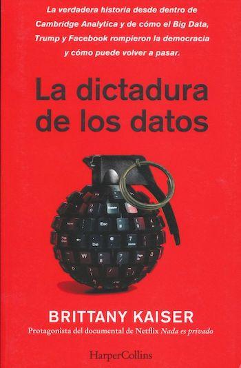 La dictadura de los datos cubierta