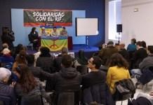 Cádiz: mesa inaugural de la jornada solidaria con el Rif.
