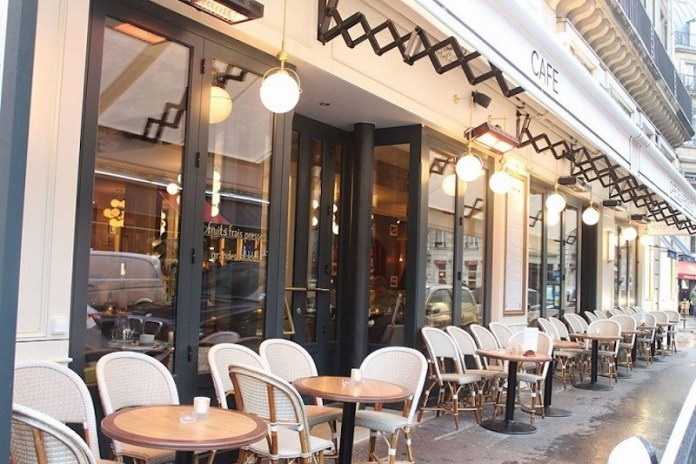 Fachada del actual Café de la Régence en París