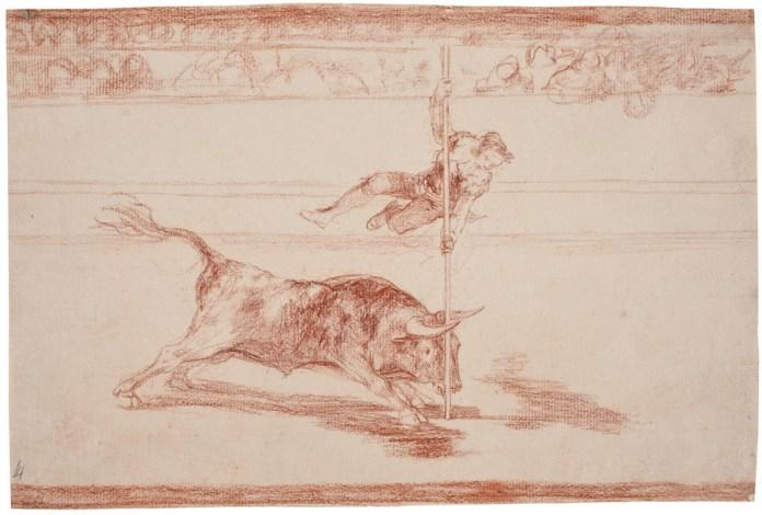 Goya: Ligereza y atrevimiento (Tauromaquia)