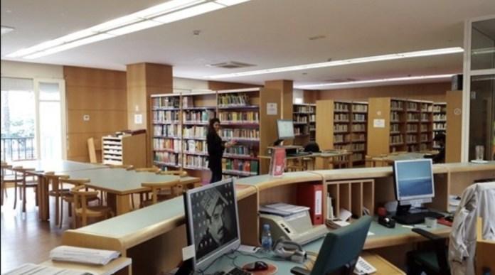 Instituto Cervantes en Rabat: biblioteca