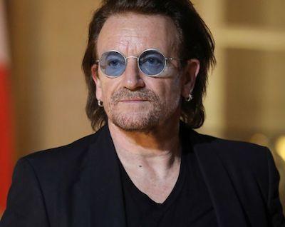 Bono cantante