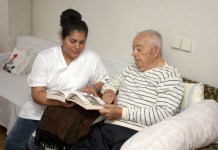 Cuidadores profesionales en Madrid