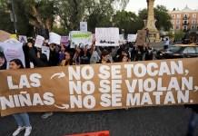 México: mujeres se manifiestan los días 8 y 9 de marzo de 2020