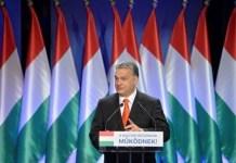 Viktor Orbán, primer ministro Hungría