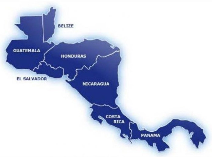países centroamericanos