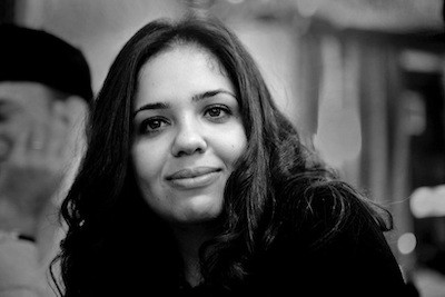 La periodista egipcia Nora Younis