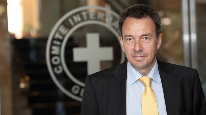 Peter Maurer, presidente del Comité Internacional de la Cruz Roja (CICR)