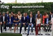 RTVE equipo informativos 2019