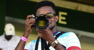 Christoff Griffith fotógrafo Barbados