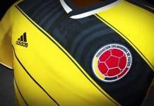 Fútbol Colombia camiseta