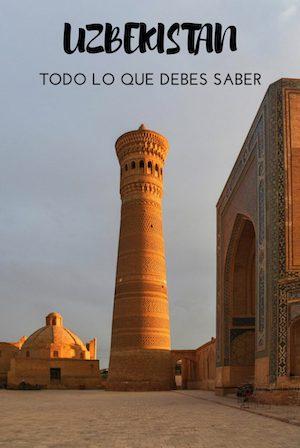 Uzbekistan cartel turismo