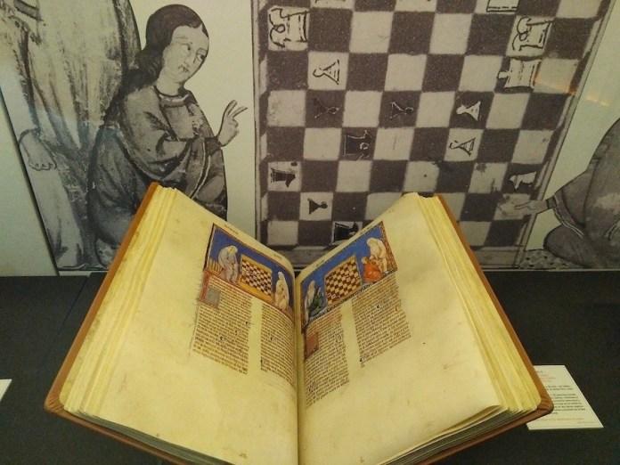 Libro del Ajedrez de Alfonso décimo