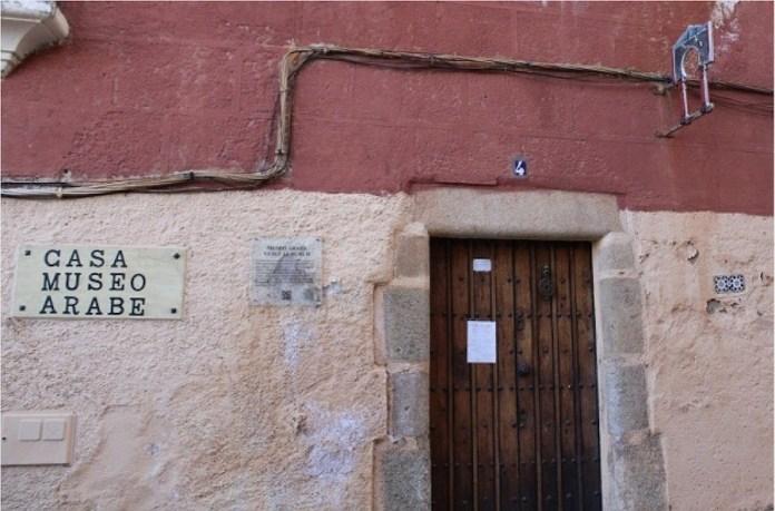 Cáceres: casa museo árabe